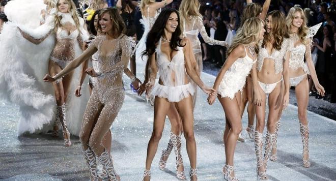 Ангелите на Victoria's Sеcret