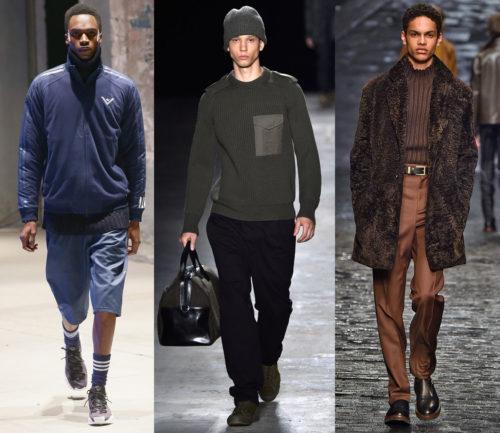 Мода за мъже 2016 2017